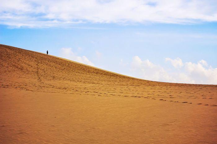 鳥取砂丘 Landscape_Collection EyeEm Nature Lover EyeEm Best Shots Sand Dunes Me Minimalism