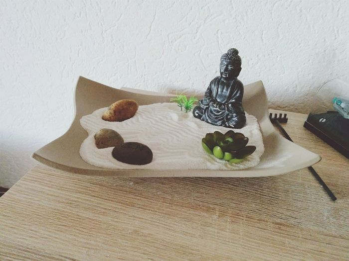 Half-joking I once said I wanted a Zen Garden so my mom got me one for Christmas , this is so awesome! Taking Photos Its The Small Things In Life