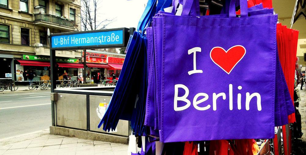 Berlin I Love Berlin Neukölln Sonnenallee Station U7 Germany Hermannstrasse Sbahn Schillerkiez Street Text Ubahn Discover Berlin
