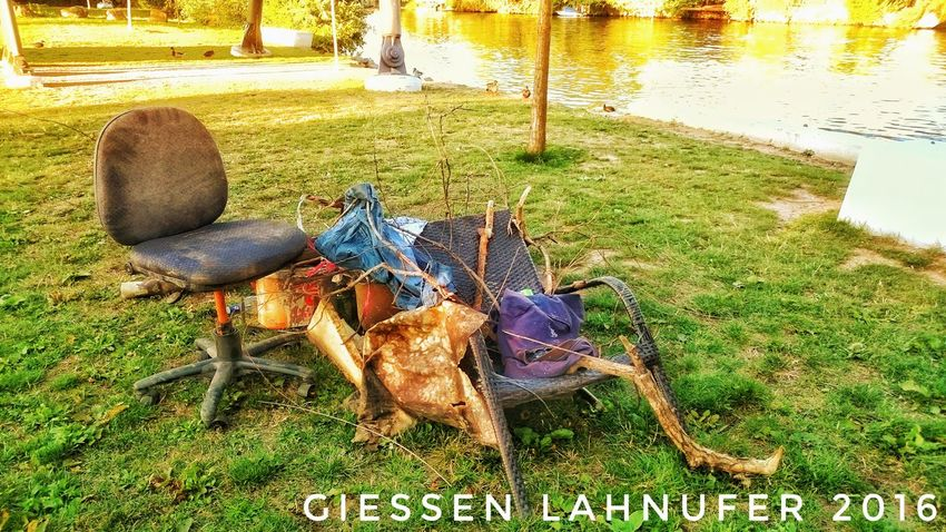 Outdoors Lahnufer Giessen Lahn