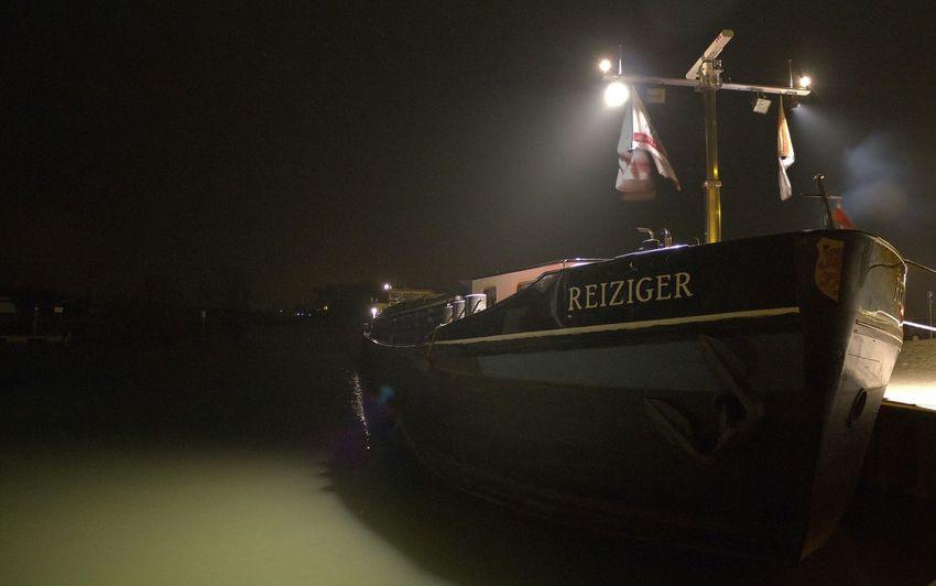 Night Nightphotography HDR Hdr Edit Holland De Lek Rijn Wijk Bij Duurstede Reiziger