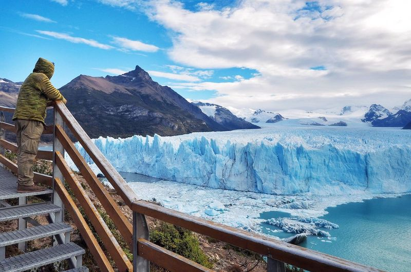 And now my watch begins // Glacier Perito Moreno (Argentina) // Feb'17 Sky Scenics Beauty In Nature Tranquility Mountain Nature Tranquil Scene Outdoors No People Snow Day Perito Moreno. Patagonia. Argentina. Argentina Perito Moreno Candid Streetphotography Glacier South America The Great Outdoors - 2017 EyeEm Awards