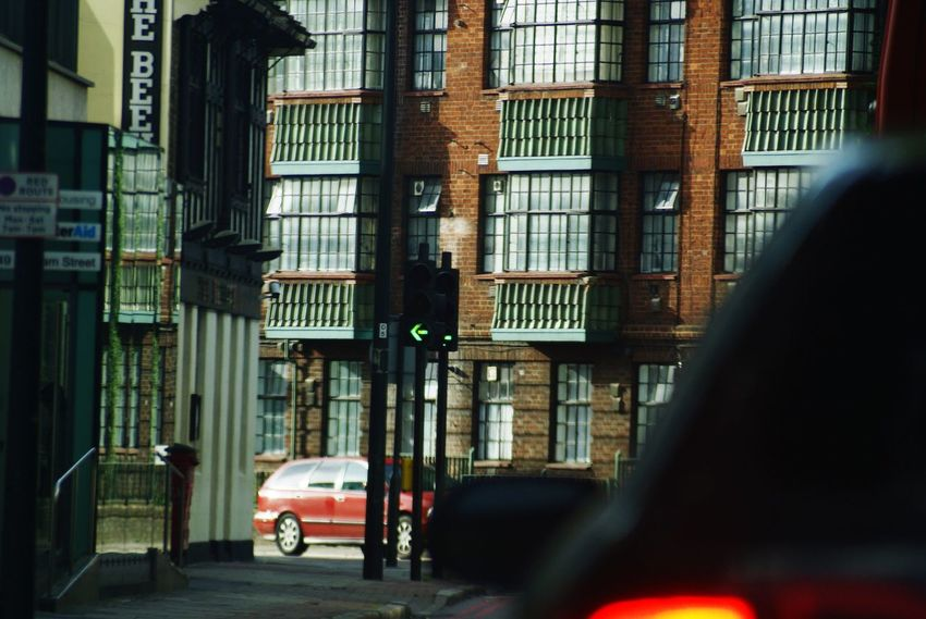 Streetphotography London Street House