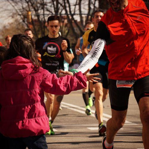 Marathon Maratonbcn Maratonbarcelona Streetphotography Dress