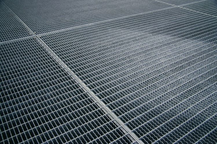 Grid Abstract Backgrounds Close-up Full Frame Grid Metal Metal Grate No People Outdoors Pattern Silver Colored Technology Textured