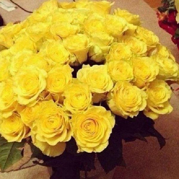I love you Instafavorite Rosé Yellow