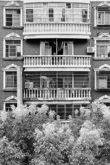 Chinese Style Black And White Collection  Building Blackandwhite Black & White Blackandwhite Photography Apartment Living Chinese Apartment