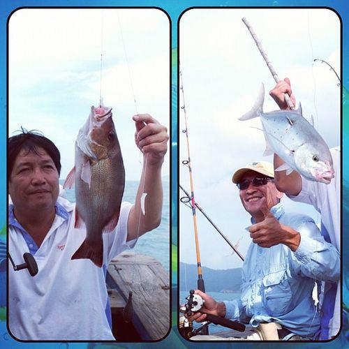 Trùm câu cá là đây!