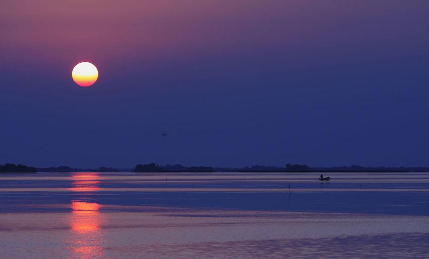 lagoon Sky