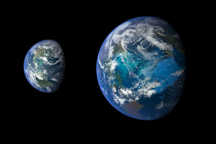 Super-Earth and