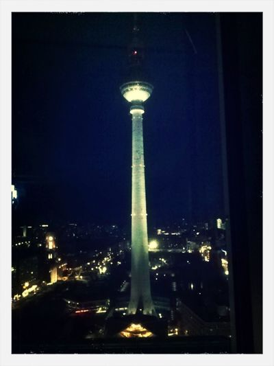Fernsehturm di Berlino