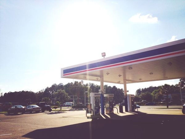 TheMinimals (less Edit Juxt Photography) Filling Up The Tank Vscocam Gimme The Light