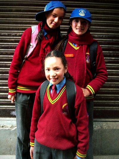 School Uniforms Around The World Enjoying Life Hillcity