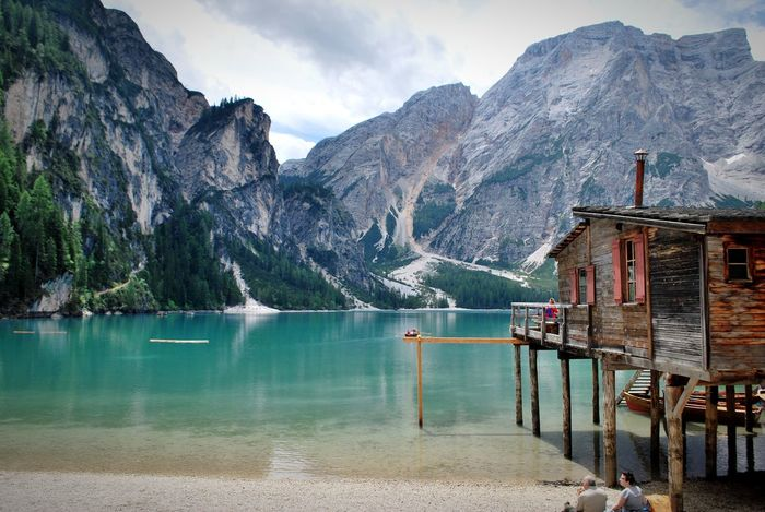 EyeEm Selects Mountain Water Lake Vacations Travel Destinations Outdoors Scenics Day Nature Beauty In Nature Tree Sky Italy Italia NikonD60 Nikon Natura Acqua Photo Landscape Braieslake Lago Paesaggio