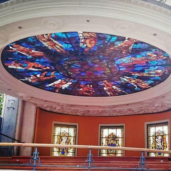 Stained glass, Arenal Bilbao Verybilbao Bilbao Bilbaoclick Bilbaolovers Ilovebilbao Bilbaocenter Bilbaocentro Photooftheday Picoftheday Paisvasco Euskogram Euskorincones Bestoftheday