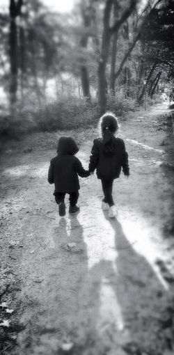Brother & Sister Path Of Life