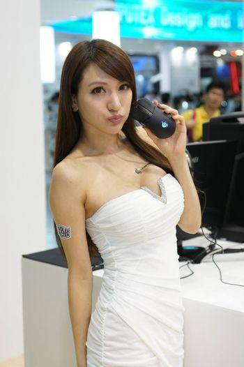 Show Girl Computex Show Computex Show 2014