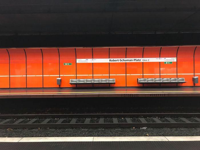 No People Rail