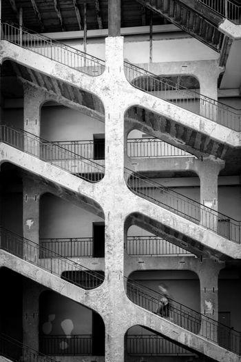 Steps in building