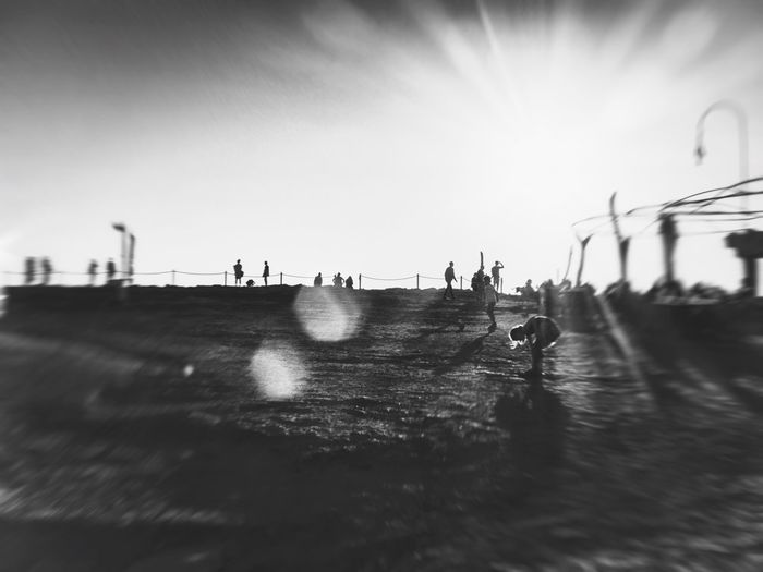 Sunset time The Essence Of Summer The Street Photographer - 2016 EyeEm Awards Open Edit Blackandwhite Light And Shadow Summertime The Great Outdoors - 2016 EyeEm Awards Fine Art Photography