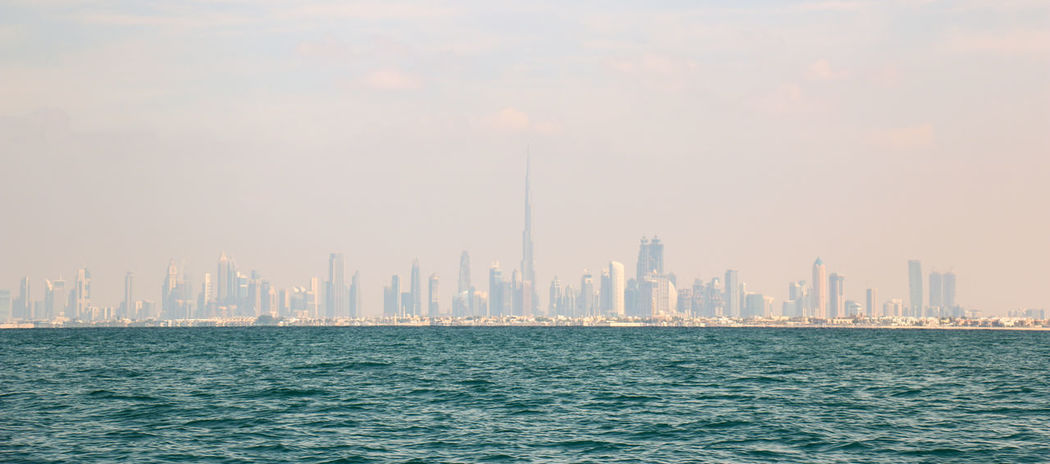Dubai Skyline Architecture City Cityscape Day Dubai Dubaicity Dubaiskyline Dubai❤ No People Outdoors Sea Sky Skyscraper Tourism Travel Travel Destinations Urban Skyline Vintage Vintage Photo Water Yachting