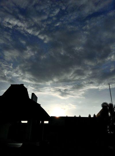 Morning sunshine Landscape Blitarian Blitar Sunrise Sky Xiaomi RedmiNote RedmiNotePhotography Exploreindonesia
