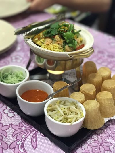 Nyonya starter Pie-tee Food And Drink Bowl Food Freshness Indoors  Ready-to-eat Nyonya Pie Tee nNo PeoplesServing SizevVariationtTableiIndulgencecClose-uppPlatedDay