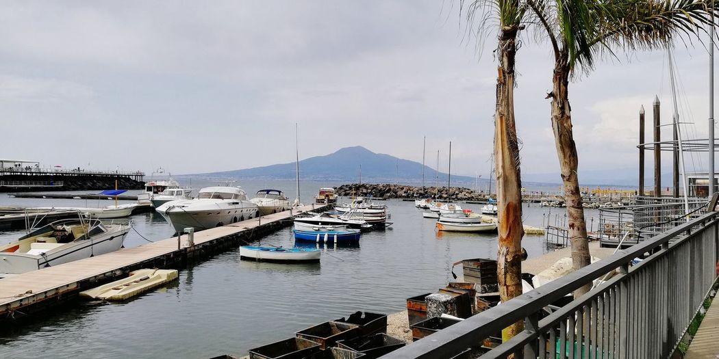 Vesuvio over