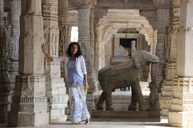 Architecture Travel Destinations Ancient Civilization Architectural Column One Woman Only Women Beauty Ancient