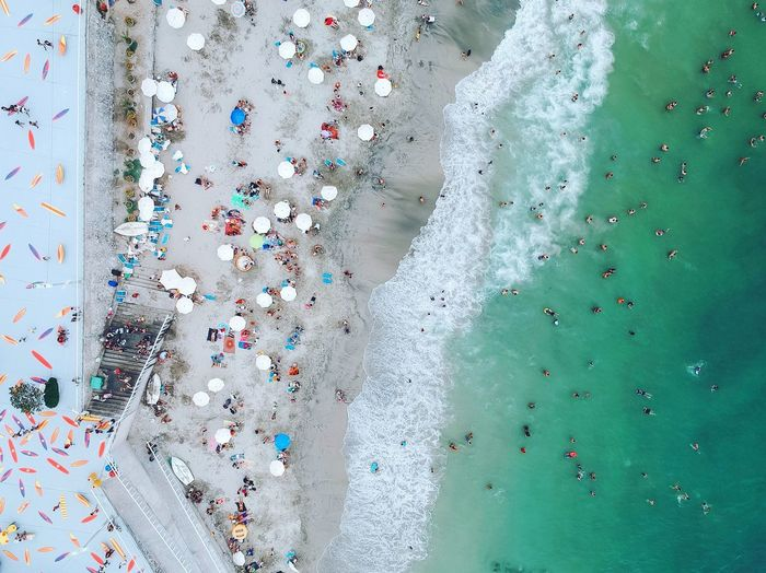 Eye Em Around The World EyeEm Best Shots Verano Dronephotography Ocean Aerial Shot Aerial View Aerial Drone  Beach Peru Lima Summer