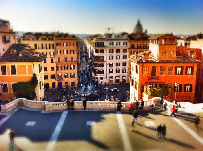at Rome