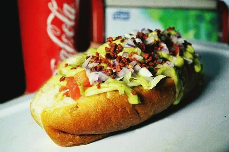 Dogos Time Food Food And Drink Unhealthy Eating Ready-to-eat Hot Dog Mustard Fast Food Bread Freshness Close-up Indoors  Bun No People Processed Meat Sausage Day First Eyeem Photo