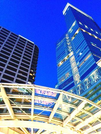 osaka city Working 天王寺 Building