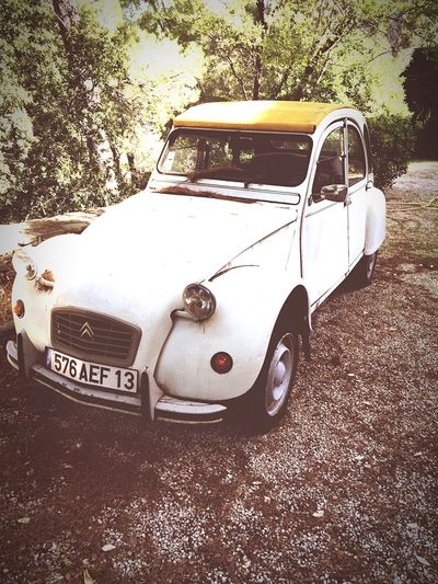 Cassis Citroen 2cv FirstCar