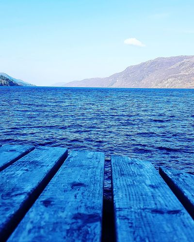 Loch  Cold Temperature Water Backgrounds Sky Landscape Scenics Tranquil Scene