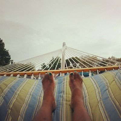 I have been waiting for this Moment . Hammock Moseslake Vacation
