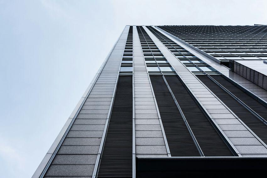 Warsaw Architecture Urban Geometry EyeEm Masterclass Eye4photography  EyeEm Best Shots Skyscrapers Building Monochrome City The Architect - 2016 EyeEm Awards