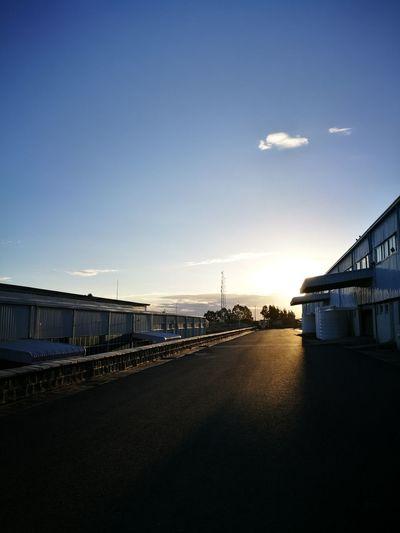 Factory Sky