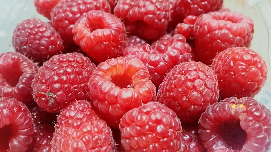 Red Fruit Freshness Food Healthy Eating Close-up Food And Drink No People Indoors  Backgrounds Day Reddish Berries In A Bowl Berry Fruit Berryporn Red Color Beautifully Organized Raspberries Eye4photography  Berries By _photoinn😉