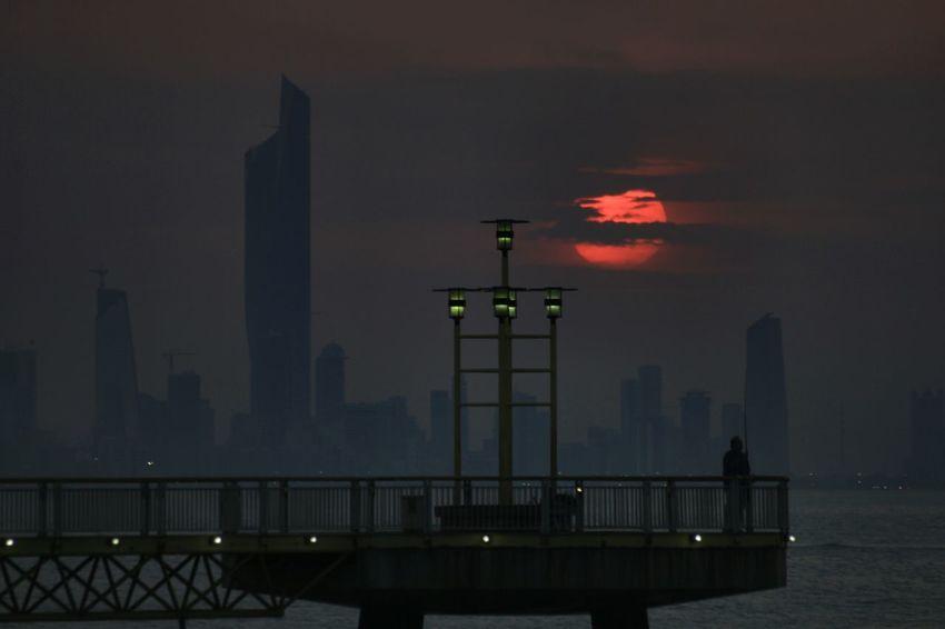 Sunset Kuwait Photography Kuwaitcity