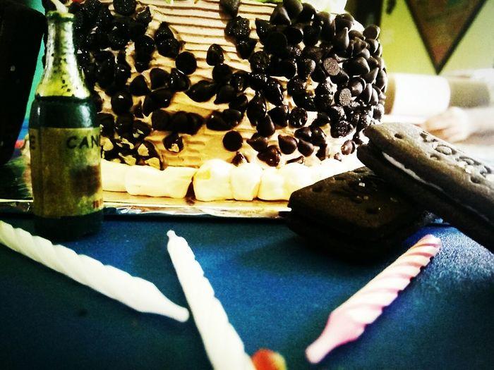 Birthday Cake Cake♥ Bornbon