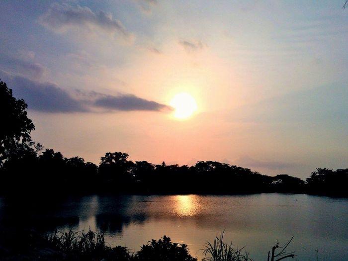 Sunset Lake EyeEm Nature Lover Pasar Ramadan