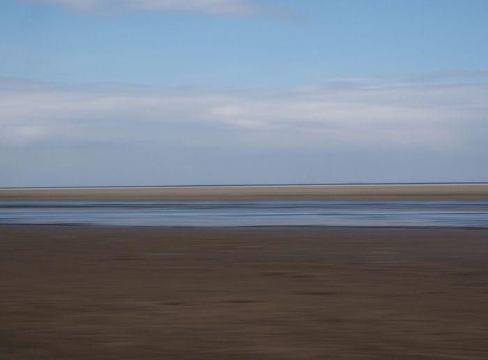 Spiekeroog Wischer Langzeitbelichtung Nature Scenics Beach Sand Cloud - Sky Beauty In Nature Tranquility Landscape Sand Dune Horizon Over Water Outdoors Water Sea Sky No People Colour Your Horizn EyeEmNewHere