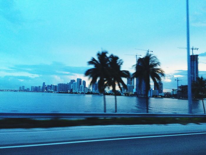 01 Juillet 2016 Miami Beach Florida USAtrip Summer Juillet Sea Evening First Eyeem Photo