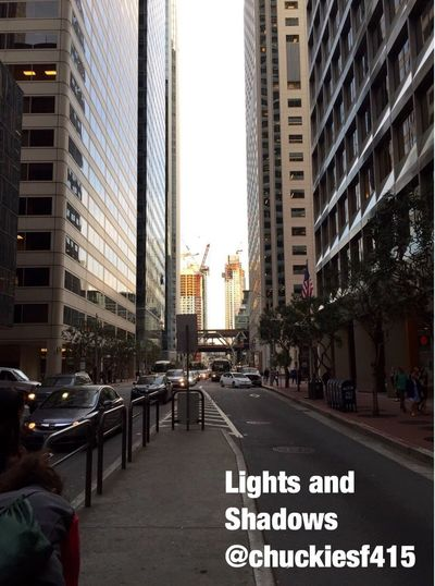 Lightsandshadows San Francisco Downtownsf California 94105