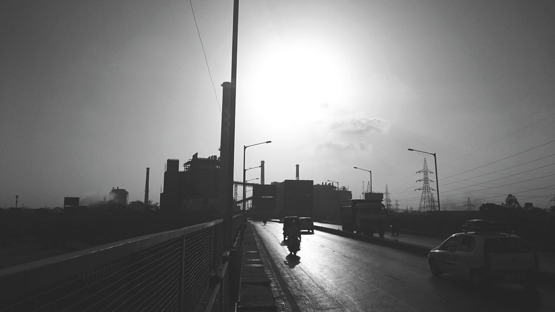 Powerhouse India Ahmedabad Sabarmati Morning Sun Xperiaphotography First Eyeem Photo