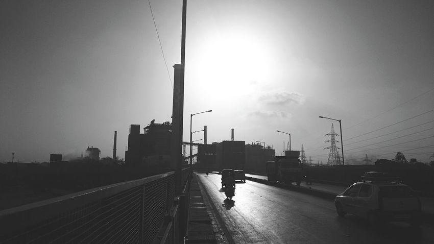 Powerhouse India Ahmedabad Sabarmati Morning Sun Xperiaphotography First Eyeem Photo