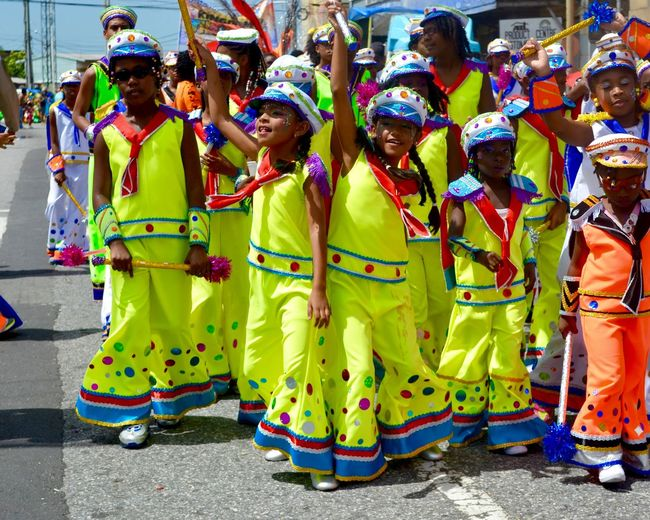 Celebration Time! Children's Carnival Colors Of Carnival Cultural Heritage Cultures Happiness Having Fun Togetherness