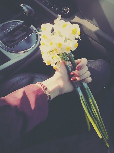 I just love these flowers 😍💐❤ My Favorite Flower Narcissus Love It Fiore Preferito Flowers Yellow Yellow Flower Girly Things  Love Is In The Air