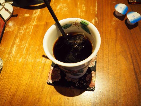 Kyoto Japan Sanjyo Ogawa Coffee Black Coffee Drink Delicious Spring Olympus PEN-F 京都 日本 三条 小川珈琲 コーヒー 美味 和柄